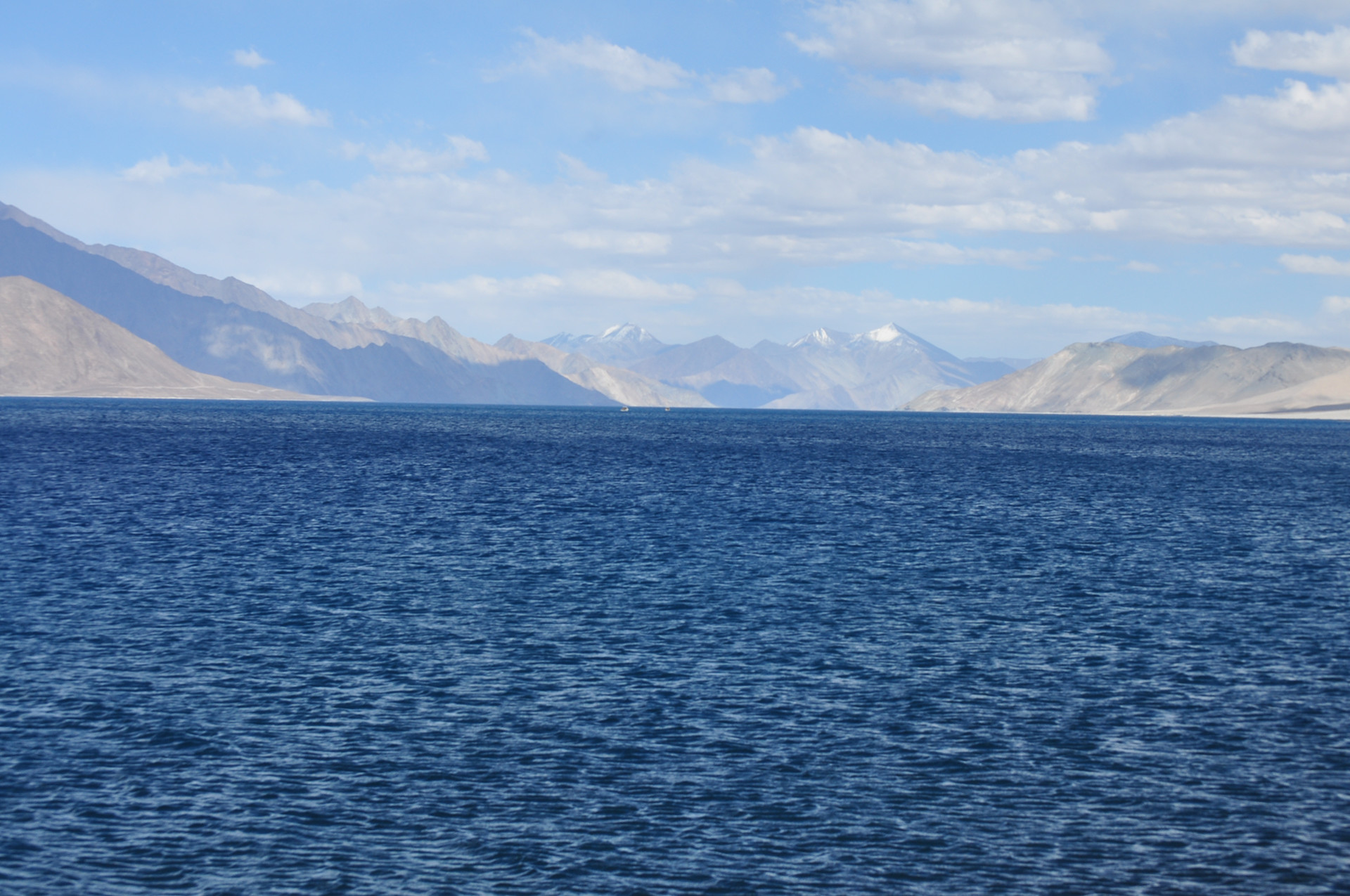 Pangong Lake View